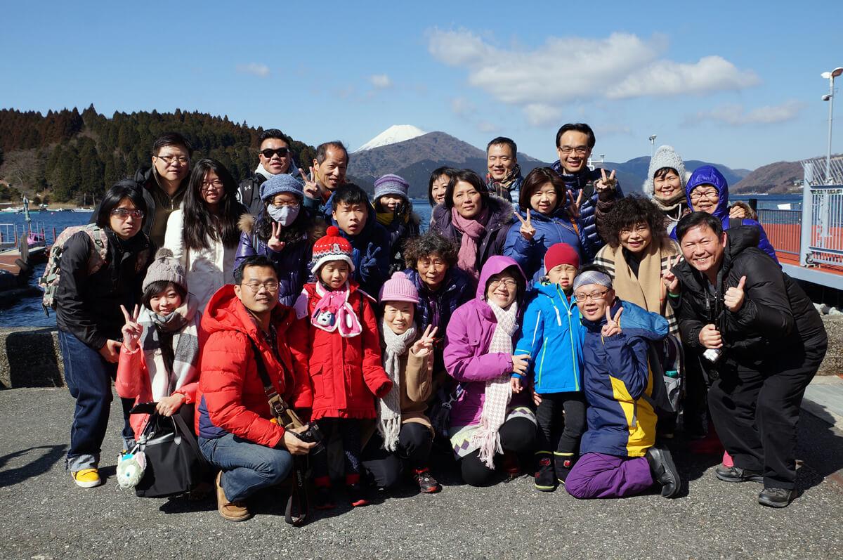 【員工旅遊】- 2016年度日本東京員工旅遊