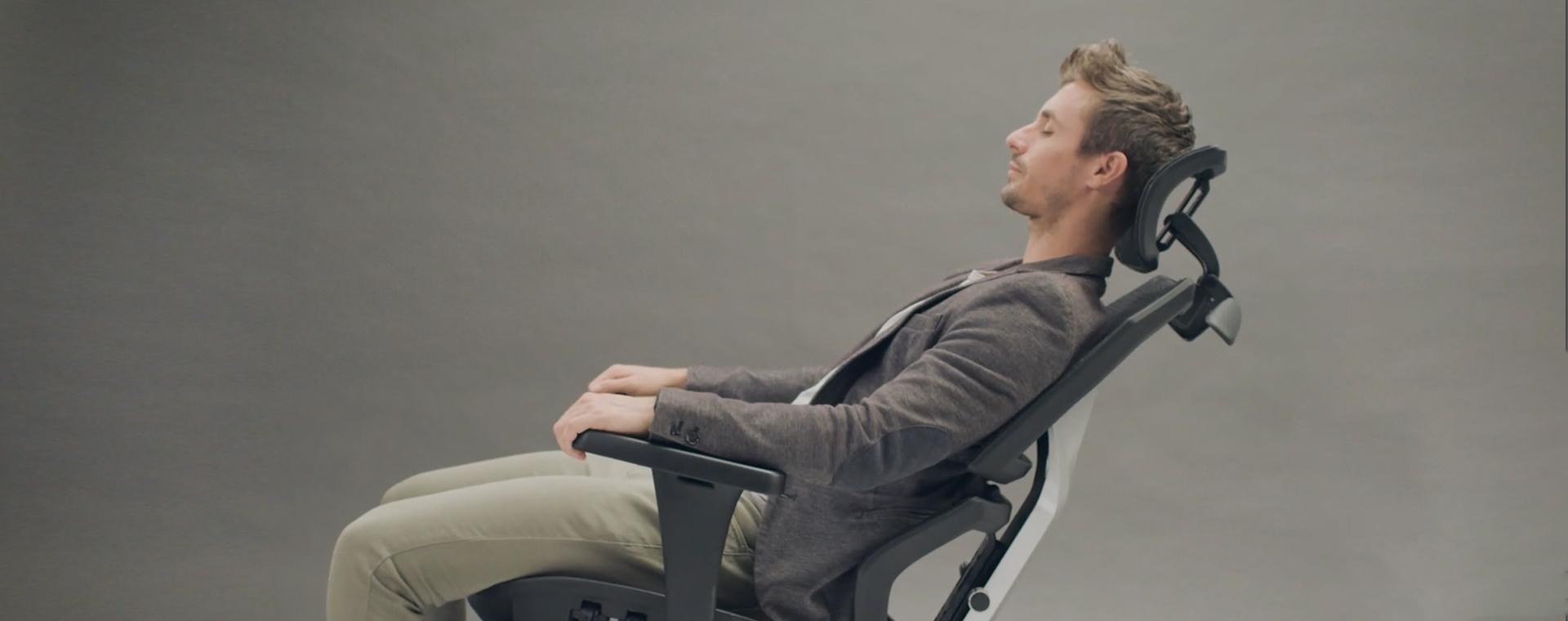 艾索人體工學椅